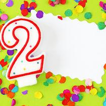 2歳の誕生日に贈るメッセージ。子どもに伝えたいコメントや文例