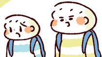 【ふたご育児】第87話 わが家の双子はボケ担当?!その1