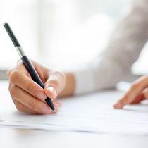 主婦がパートで働くときの履歴書の書き方。志望動機などの例文