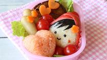 女の子が喜ぶ幼稚園の遠足のお弁当。おにぎりやおかずのレシピ