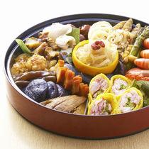 おせちの煮物に込められた意味は?作り方や盛り付け方、詰め方の工夫