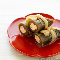 おせち料理の昆布巻きについて。意味や由来、作り方やアレンジ方法