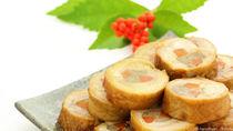 おせちの鶏肉料理。八幡巻きや松風焼きなどの定番レシピ