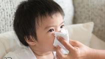 【耳鼻科医監修】子どもの鼻水が原因で眠れないとき