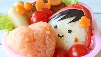 幼稚園の遠足のお弁当。女の子に用意したキャラ弁レシピ