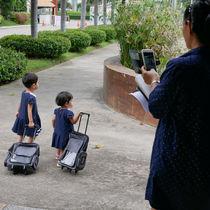 保育園の入園式の服装。0歳、1歳の子どもやパパママが着た服とは