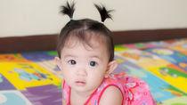 1歳の女の子の髪型。ショートやミディアムなど長さ別のアレンジ