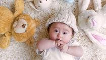 乳児の帽子を選ぶとき。サイズなど選び方や手作りのコツ