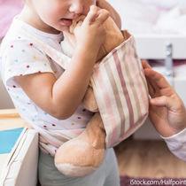 子どもが使うぬいぐるみの抱っこ紐の作り方。簡単に作るコツ