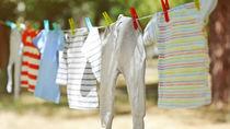 洗濯物が乾く時間はどのくらい?湿度や気温など干し方の工夫