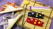 身近な材料を使った鯉のぼりの作り方。ママたちが作った鯉のぼりとは