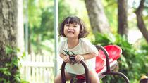 幼児と遊具での遊びを楽しもう。公園など遊び場の種類や楽しみ方
