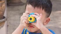 子ども用カメラの選び方。考えたいポイントや親子で楽しむ工夫