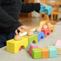子どものクリエイティブ力を引き出す!磁石入り積み木「Tegu」でおうち遊びがもっと楽しく!