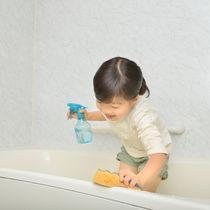 お風呂やキッチンなどの水垢落とし。使った道具や落とし方
