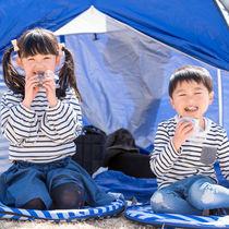 おしゃれなテントを持ってピクニックに行こう