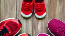 運動会の靴選び。子どもと大人の靴の選び方やポイント