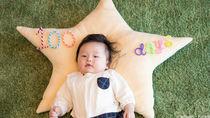 赤ちゃんの寝相アートの簡単な作り方とコツとは