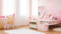 女の子の子ども部屋をつくるとき。インテリアの選び方やレイアウト