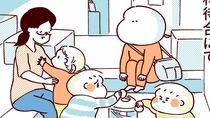 【ふたご育児】第22話 双子ちゃんのママ