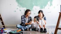 子どもとすごすパパのファッション。家事や外遊びなどシーン別の工夫