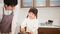 見て触って味わう体験。料理でパパと子どもの絆を深めよう