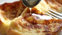 離乳食にフレンチトーストを作ろう。あげる時期や作るときのポイント