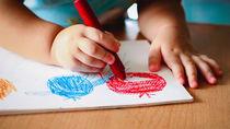 お絵描きを楽しもう!幼児の子どもが使うクレヨン選びのポイントや遊び方