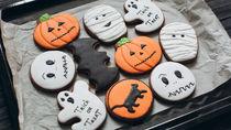 手作りのハロウィンクッキー。作り方やクッキー型の使用、アレンジ方法