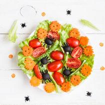 ハロウィンサラダを作ろう!簡単レシピや工夫ポイントをご紹介