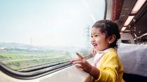 幼児と新幹線で快適に過ごす方法とは?