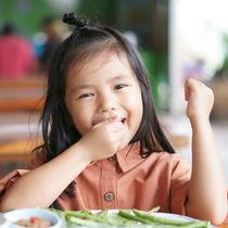 4歳の子どもとの外食で気になること。マナーを守るためにしている工夫など