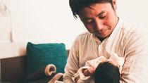 パパと新生児の関わり方。抱っこやパパが行った育児・意識したこと