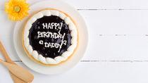 パパの誕生日ケーキはどう準備してる?ケーキの選び方やパパが喜ぶ工夫
