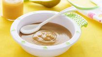 離乳食の洋梨はいつから?離乳食初期に作る洋梨のアレンジレシピ