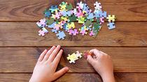 子ども用のジグソーパズルの選び方や遊び方