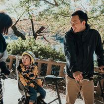 パパが子どもと乗る自転車の選び方や運転するときの注意点を紹介