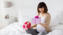パパから妊婦のママへプレゼントを贈ろう。選び方や工夫できること