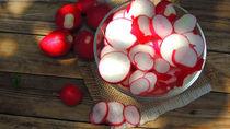 離乳食中期に楽しめるラディッシュのアレンジレシピ。皮・葉の使い方など