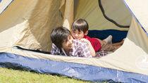 キャンプや公園などで使う家族用のテント。選び方のポイントや種類