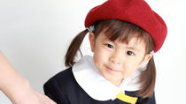 幼稚園のお受験の準備。面接のために用意した服装など