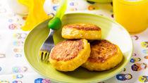 ホットケーキミックスを使った離乳食後期のアレンジレシピ