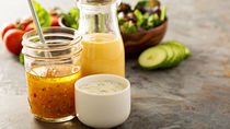 離乳食後期に作るドレッシングレシピ