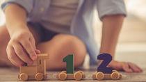 幼児への算数の教え方。教材やドリルはいつから始める?