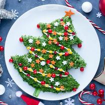 子どもといっしょに作るクリスマスの前菜レシピ