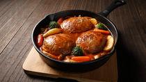 【離乳食の時期別】豚肉と豆腐を使ったハンバーグレシピ