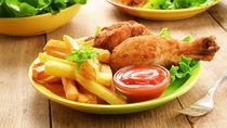 幼児食に作る子どもが食べやすいフライドチキンレシピ