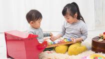 リビングに子ども部屋のようなスペースを作ろう。工夫したことなど