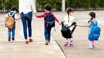幼稚園のバス停利用で気になること。バス停までの距離やすごし方