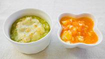 たらやカレイの離乳食レシピ。白身魚に合う食材やアレンジ方法